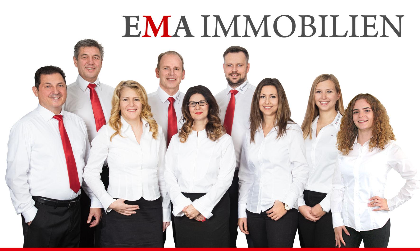 Das Team von EMA Immobillien hilft Ihnen gerne weiter.