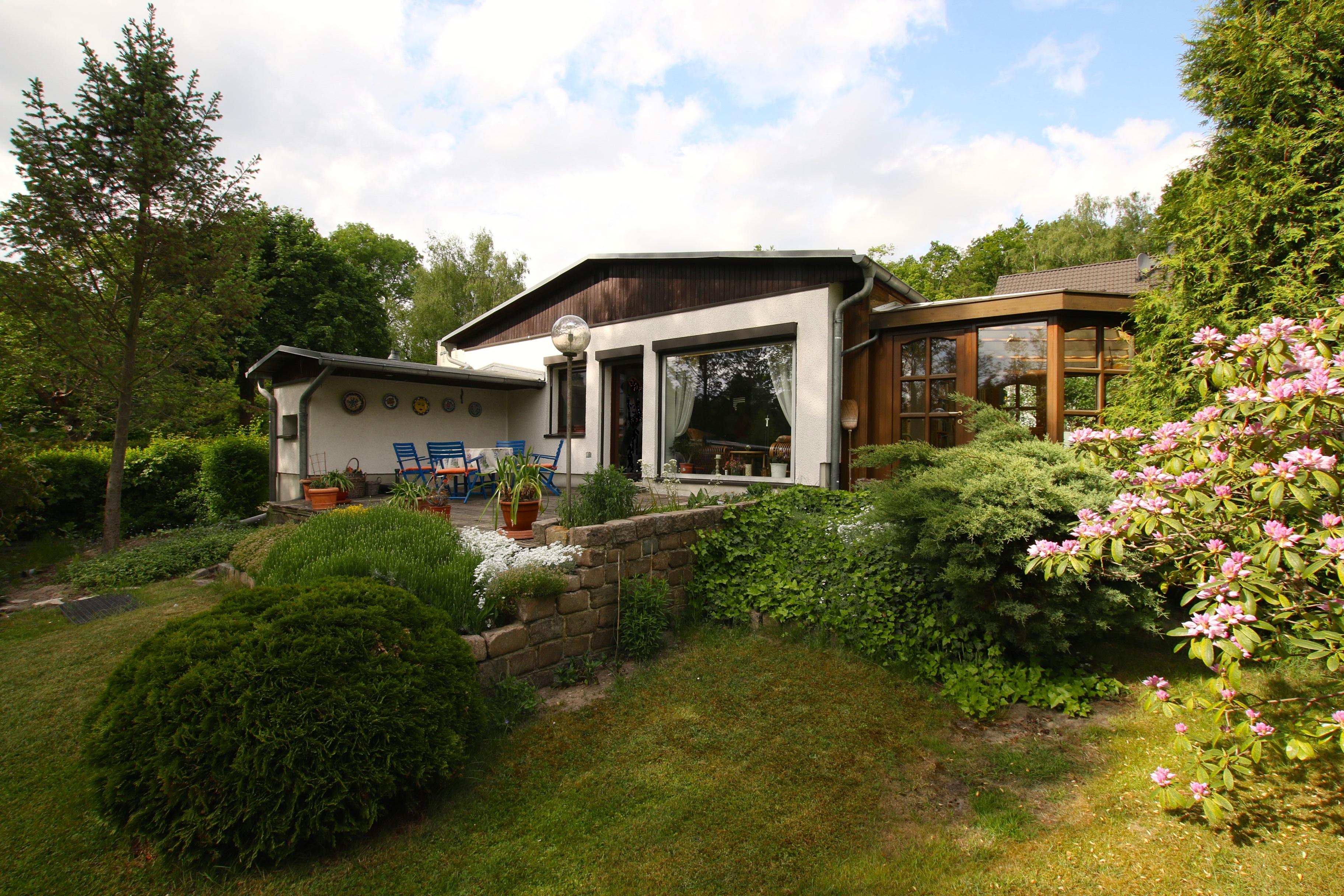 Bungalow Verkauf in Rahnsdorf mit Wassergrundstück