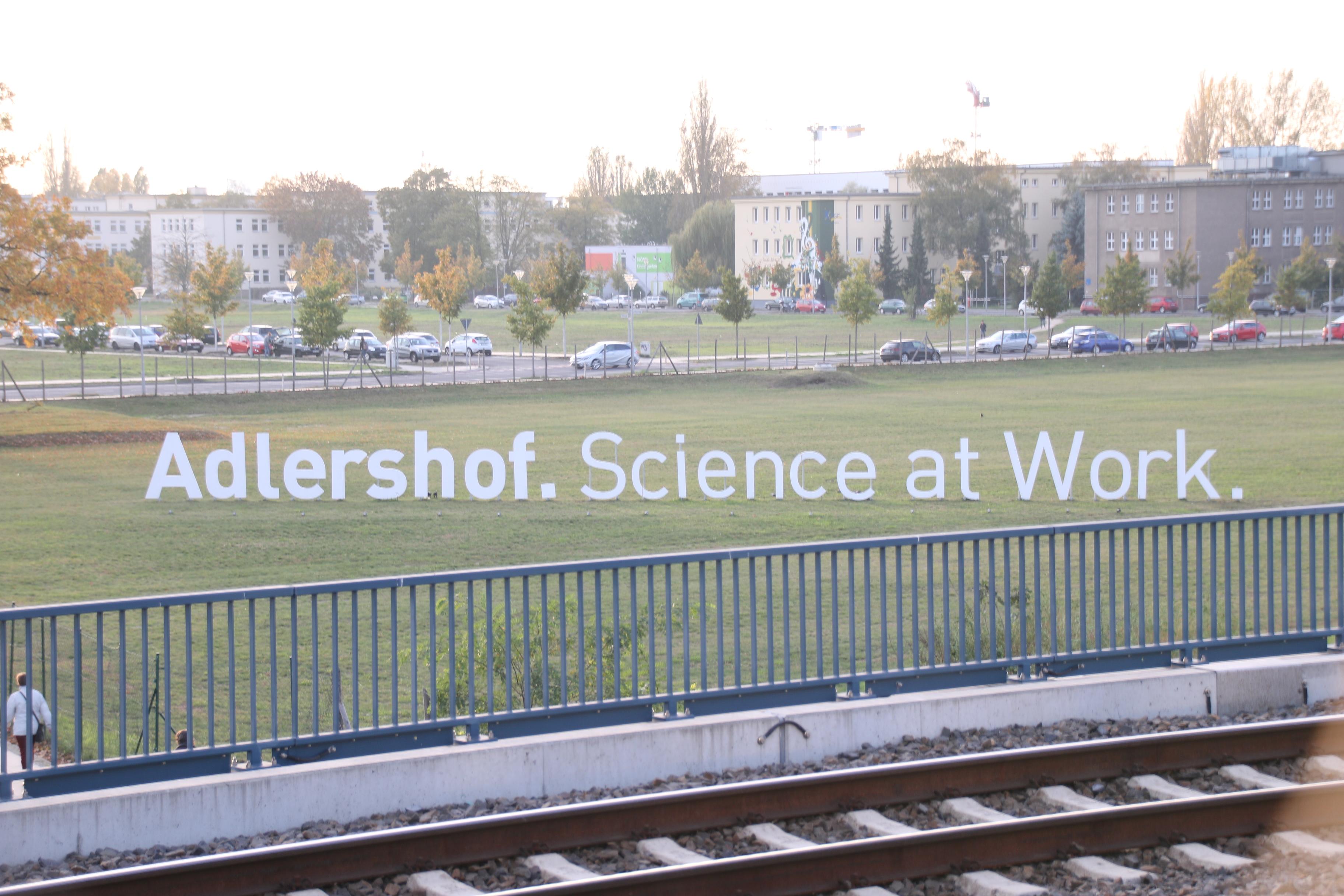 Adlershof - Standort der Wissenschaft in Treptow-Köpenick