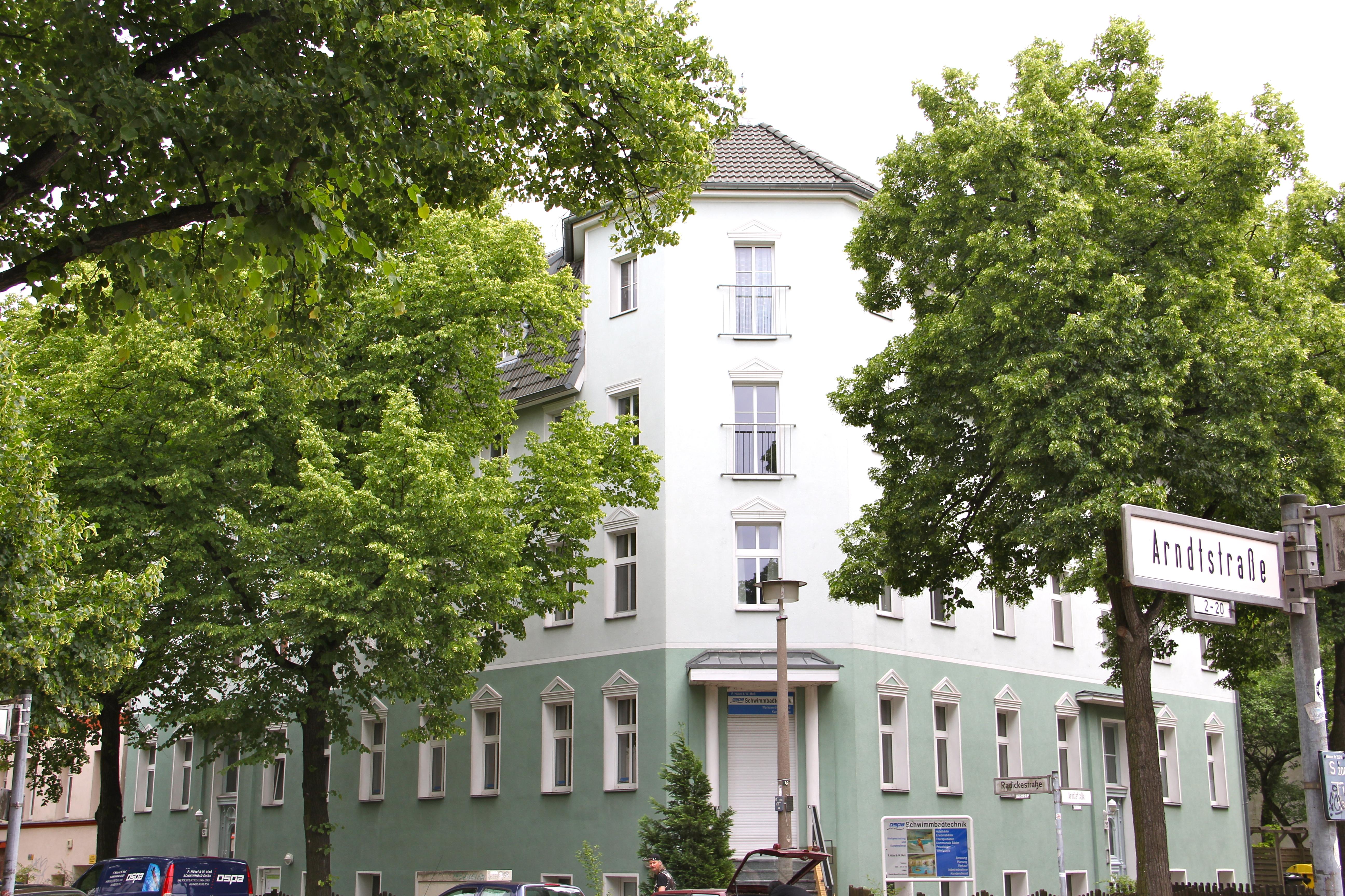 Verkauf Adlershof Eigentumswohnung