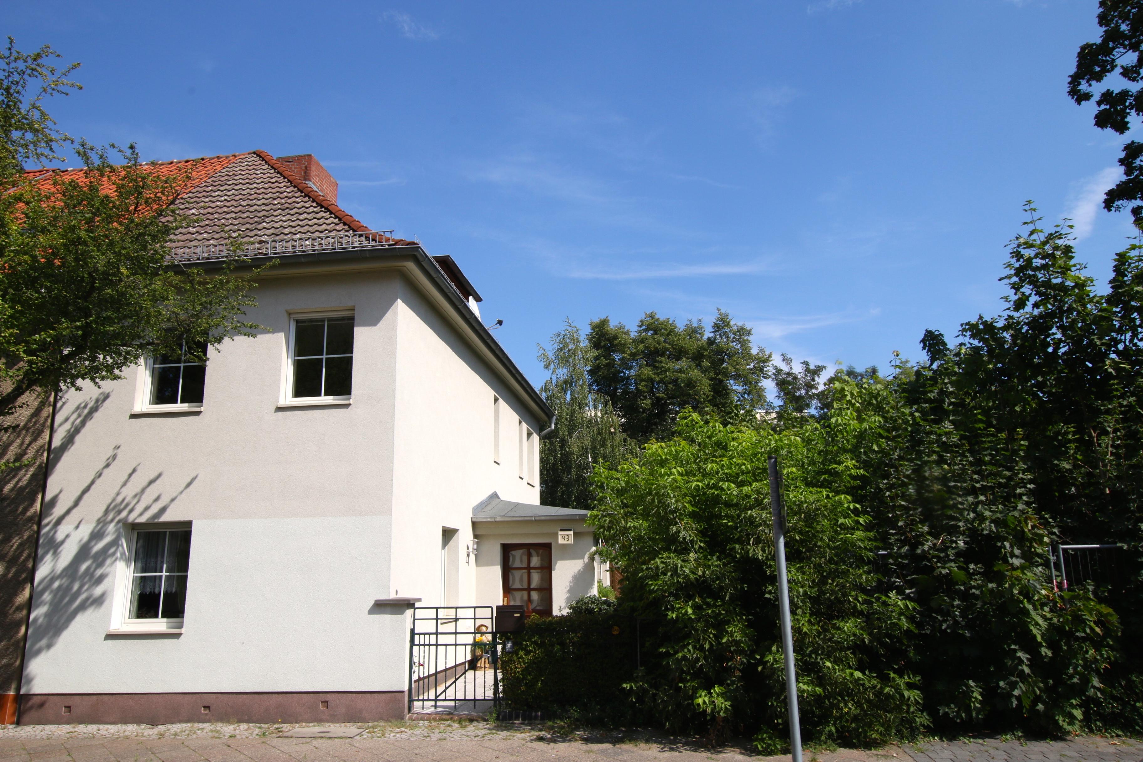 Reihenendhaus Verkauf in Berlin Köpenick