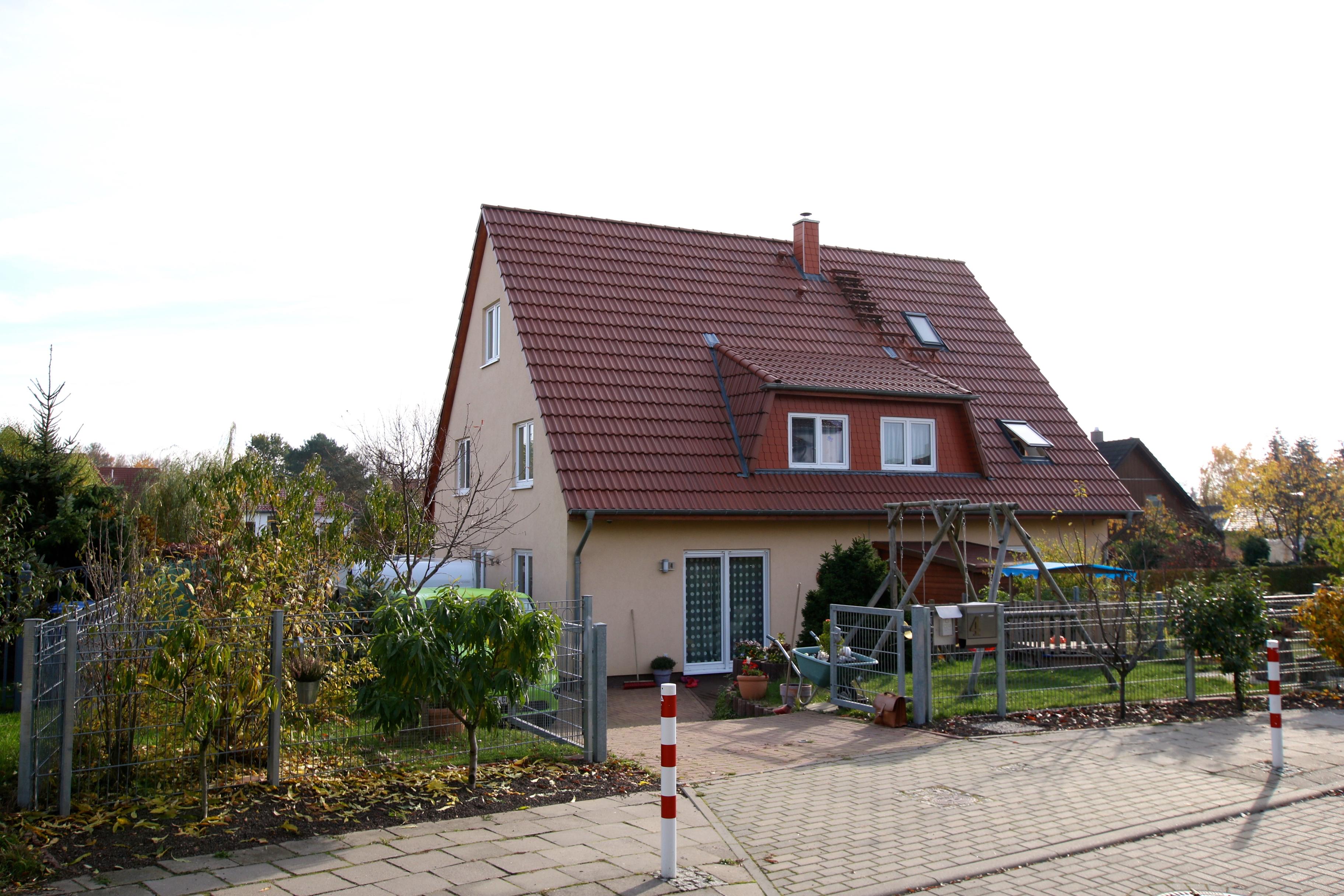 Einfamilienhaus Verkauf Berlin Kaulsdorf