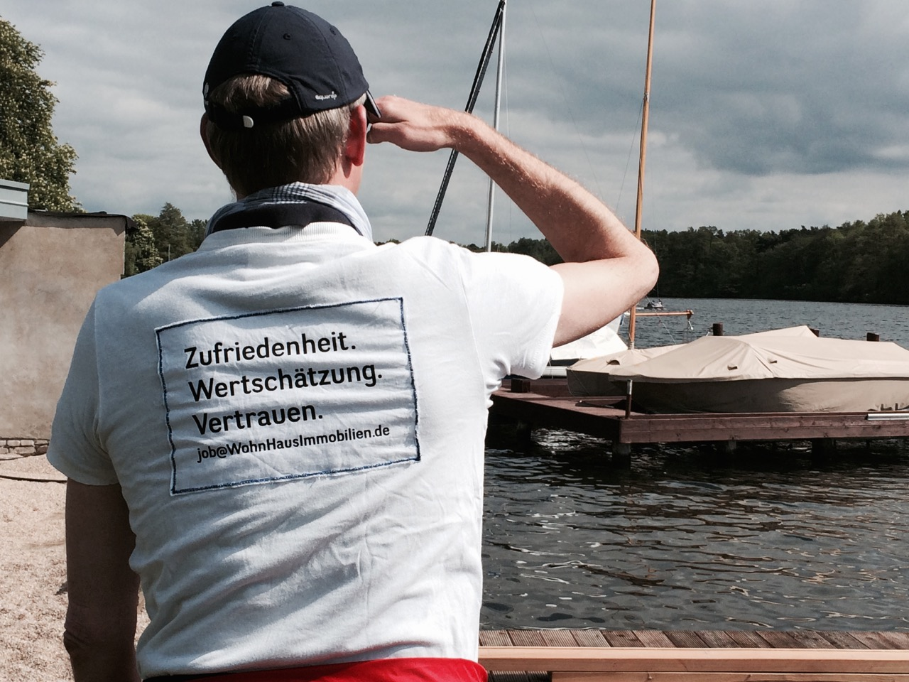 Job Karriere Bewerbung Immobilienmakler Berlin Treptow Köpenick
