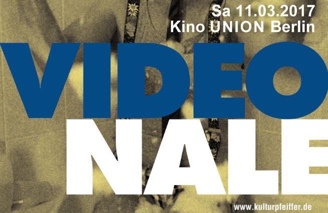 21. Videonale im Kino Union Friedrichshagen