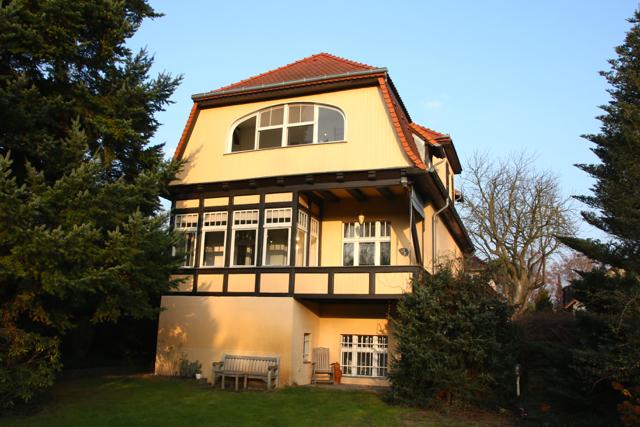 Vermietung Villa Rahnsdorf Hessenwinkel