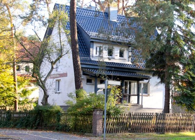 Refreenz Einfamilienhaus zu verkaufen Friedrichshagen Berlin