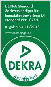 DEKRA zertifiziert