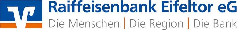 Logo Raiffeisenbank Eifeltor eG