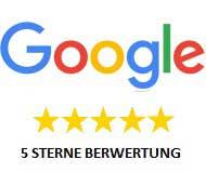 Google 5 Sterne Bewertung