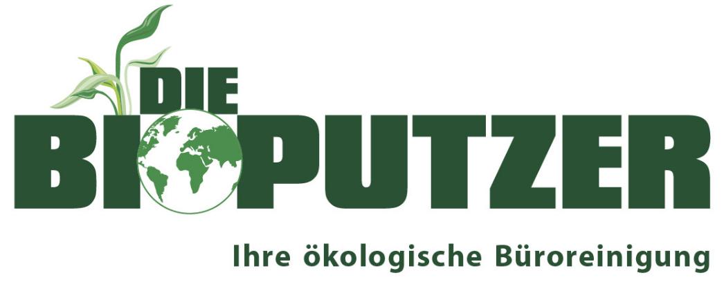 Die Bioputzer Logo