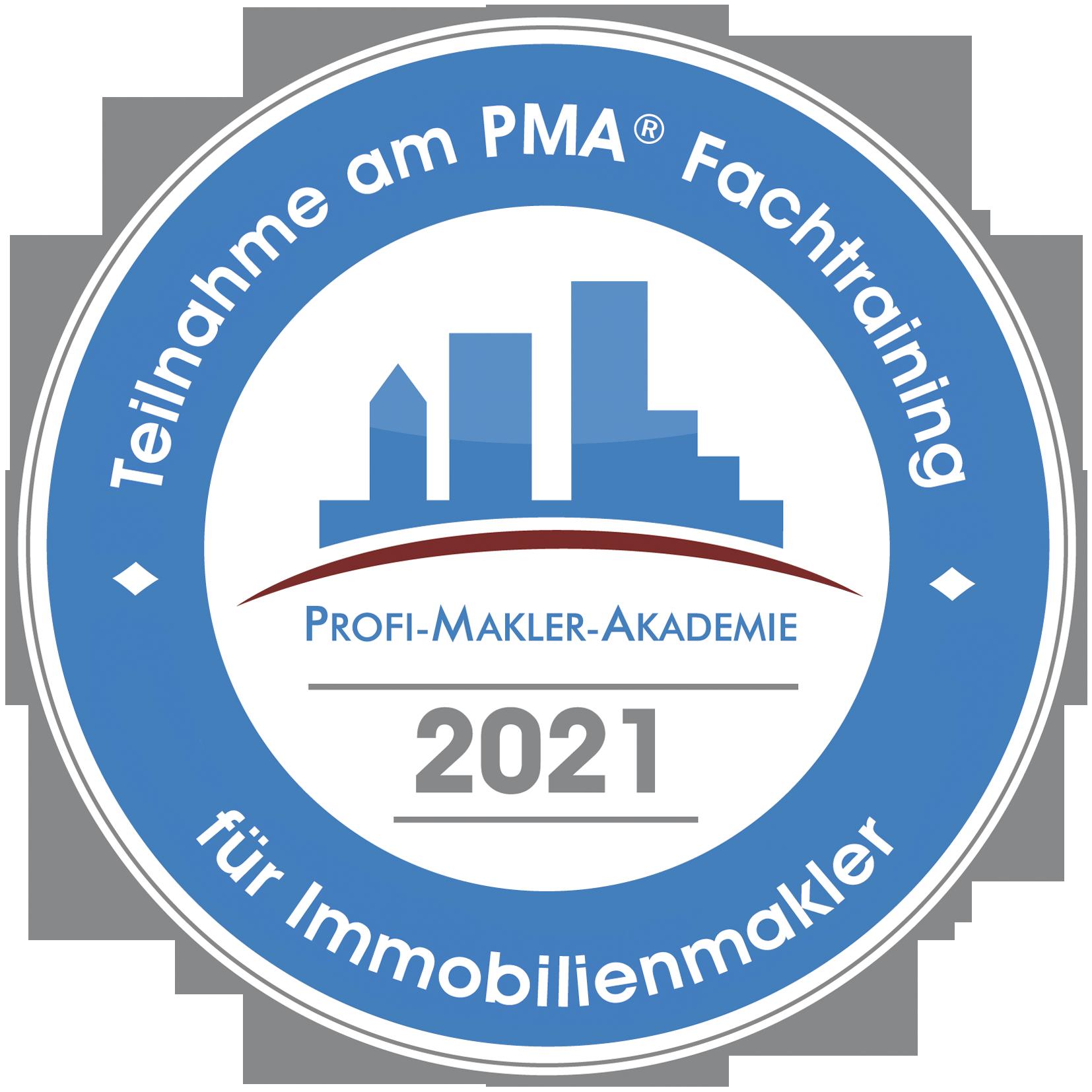 PMA Fachtraining 2021