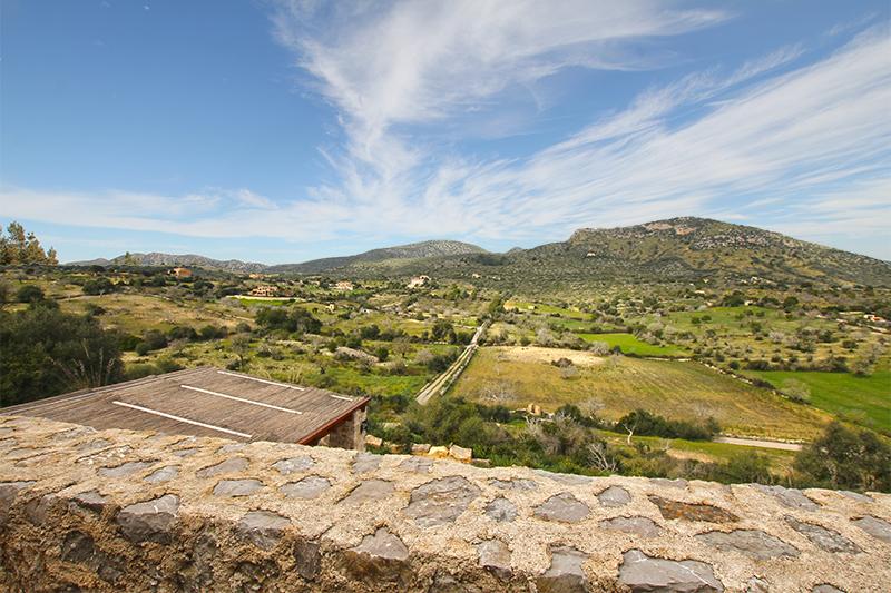 Landschaftsaufnahme von SantLlorenc