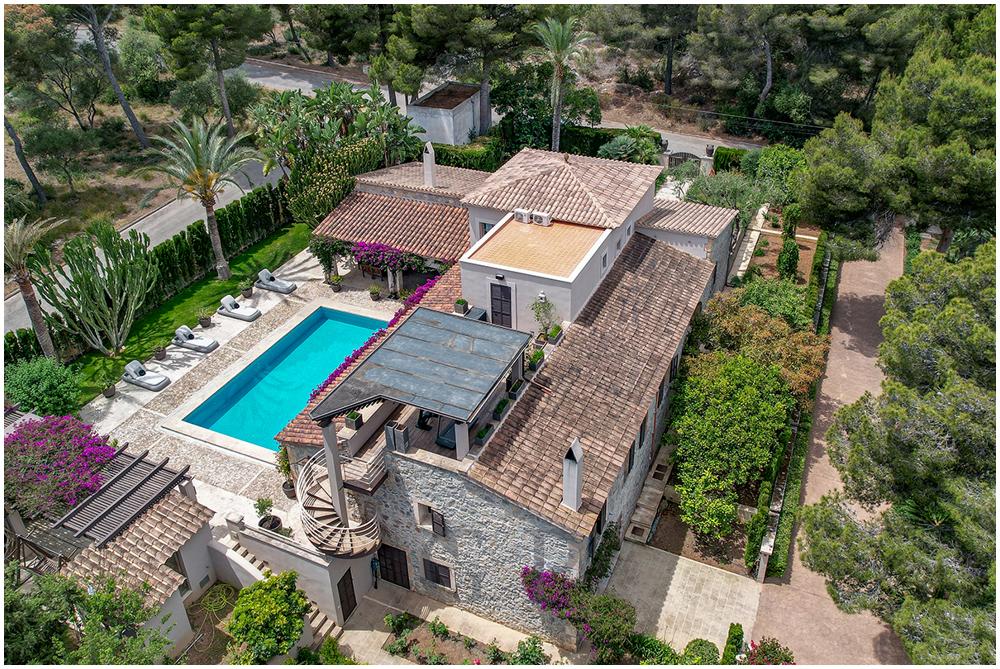 Luxury property in Canyamel