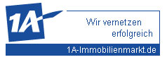 1A Immobilienmarkt Logo