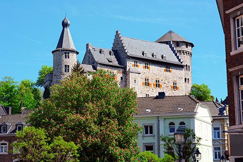 Burg in Stolberg