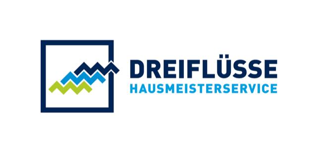 Logo Dreiflüsse Hausmeister Service Haustechnik/Facility Management