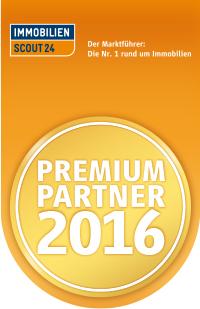 Immobilien Scout Premium Partner 2016