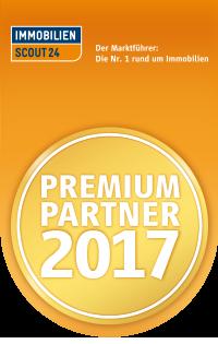 Immobilien Scout Premium Partner 2017