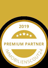 Immobilien Scout Premium Partner 2019