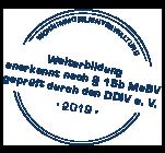 Weiterbildung DDIV