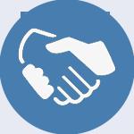 Logo Vertrauen