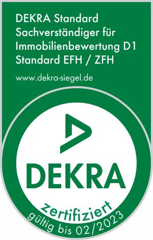 Logo Dekra zertifiziert