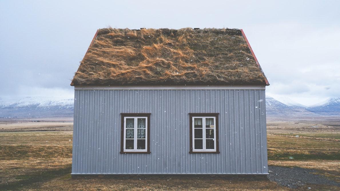 Haus Region auf dem Land