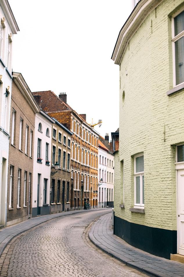 Häuser Stadt Nachbarschaft