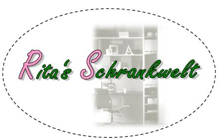 Logo Rita's Schrankwelt