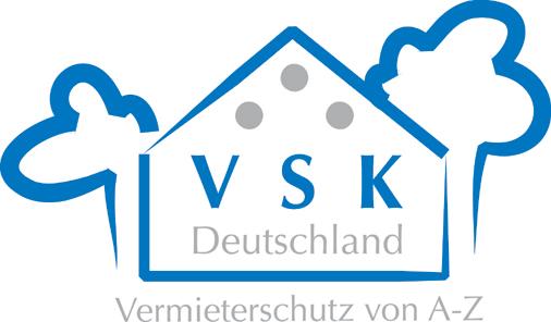 Logo Vermieterschutz VSK Deutschland
