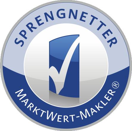 Gütesiegel Sprengnetter MarktWert Makler