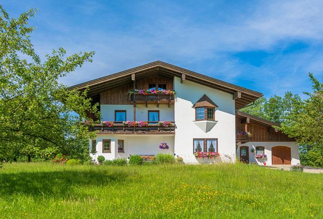 Einfamilienhaus im Allgäu
