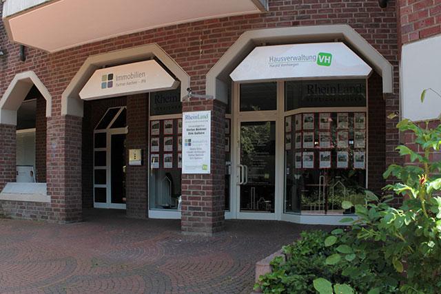 Immobilien Partner Aachen Büro