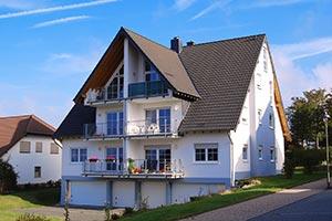 Doppelhaushälfte in ruhiger Wohngegend