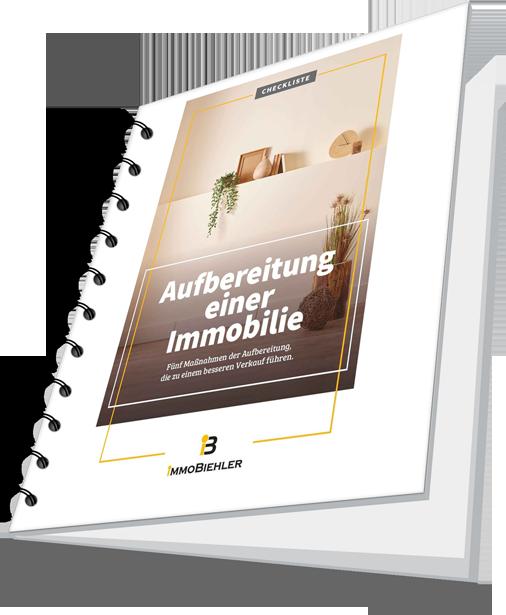 Checkliste: Aufbereitung einer Immobilie