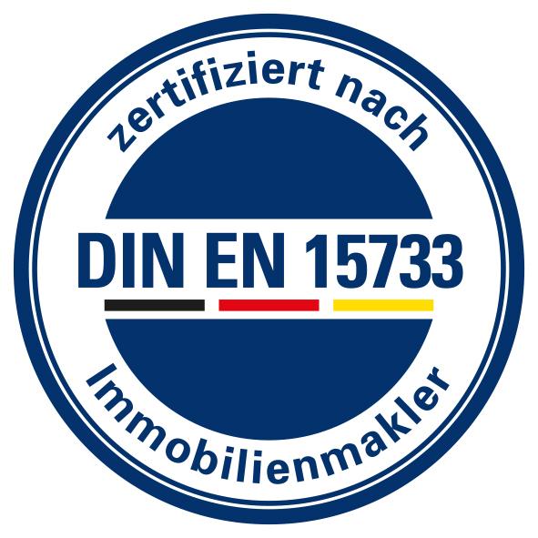 DIAZert EN15733
