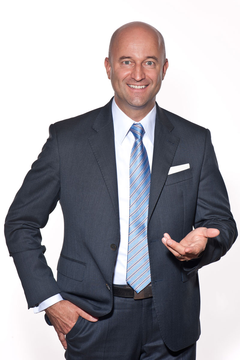 Christoph Müller-Brandt, Geschäftsführer bei IMMOBILIEN INTERPRES GmbH