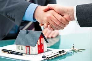 Vertragsabschluss Immobilie verkaufen