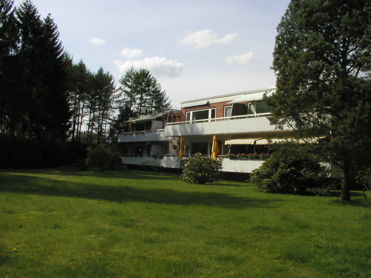 Eigentumswohnung im Mehrfamilienhaus