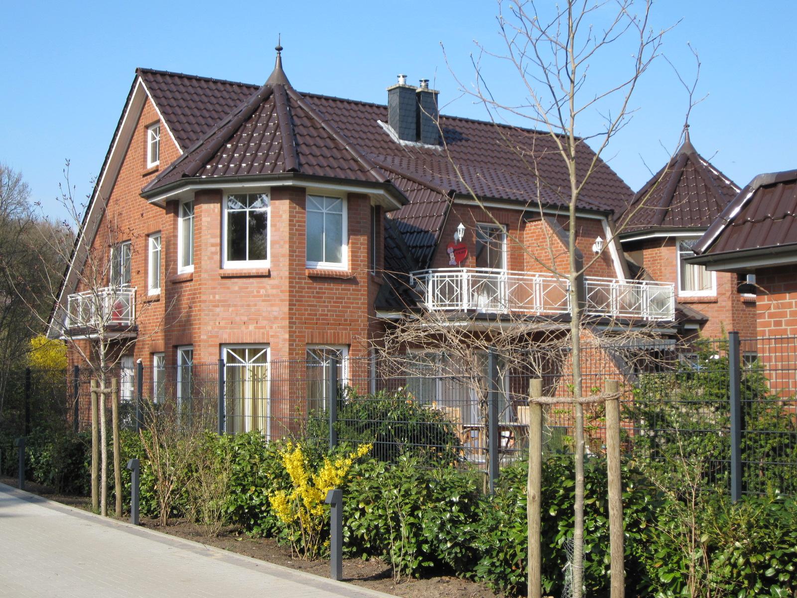 Doppelhaushälfte - Henstedt-Ulzburg/Rhen