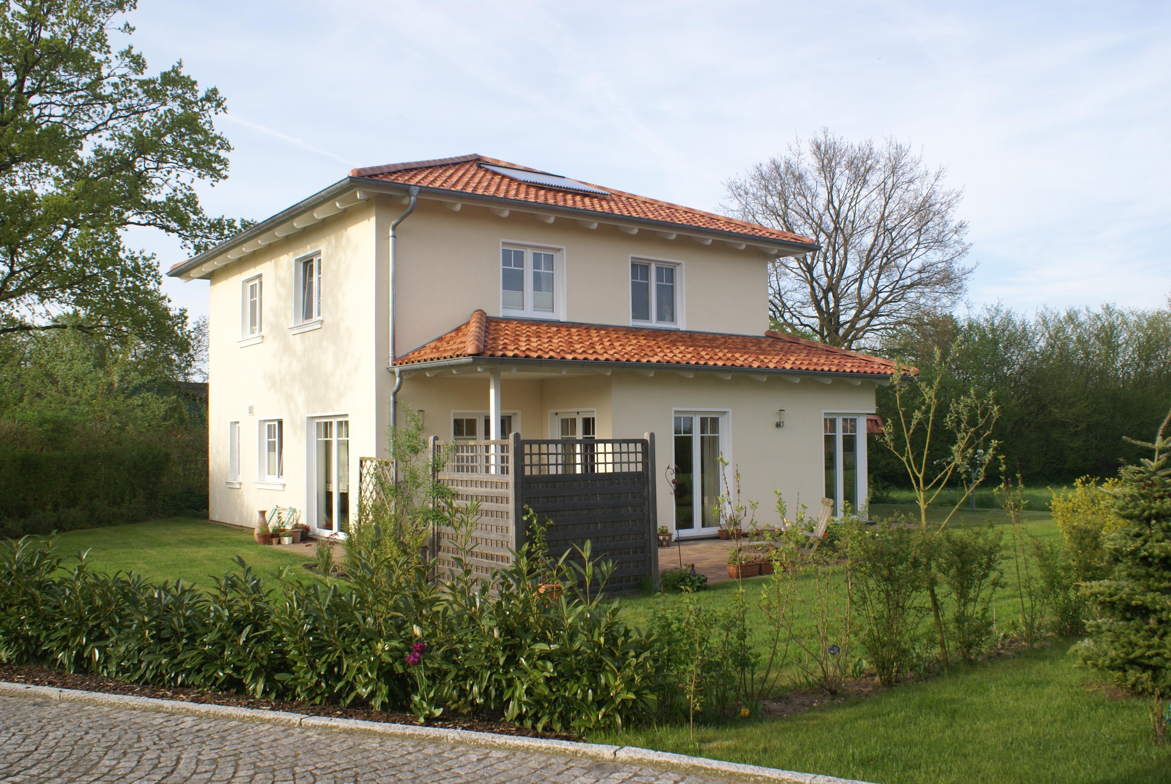 Einfamilienhaus in Henstedt