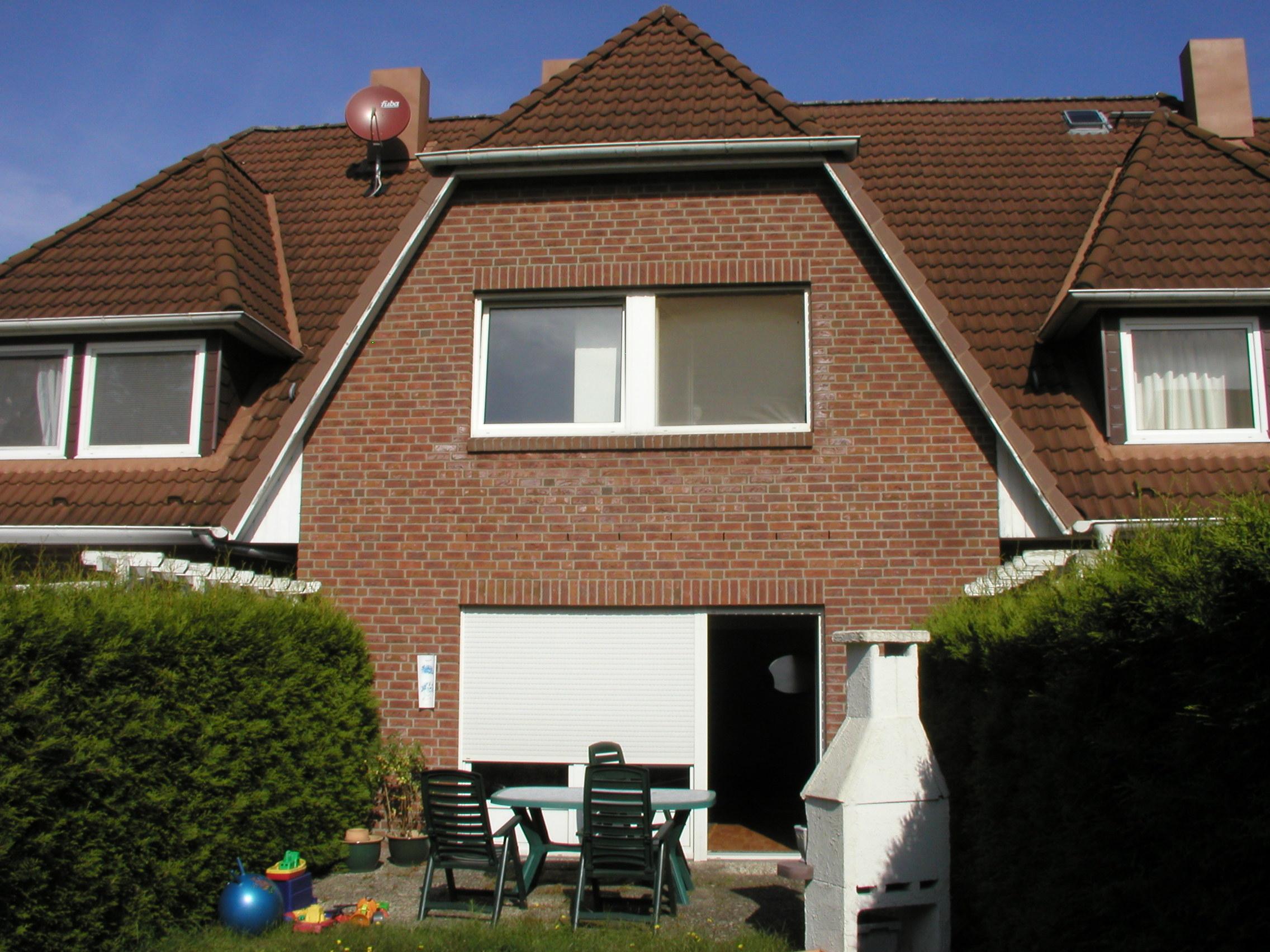 Einfamilienhaus mit Klinker