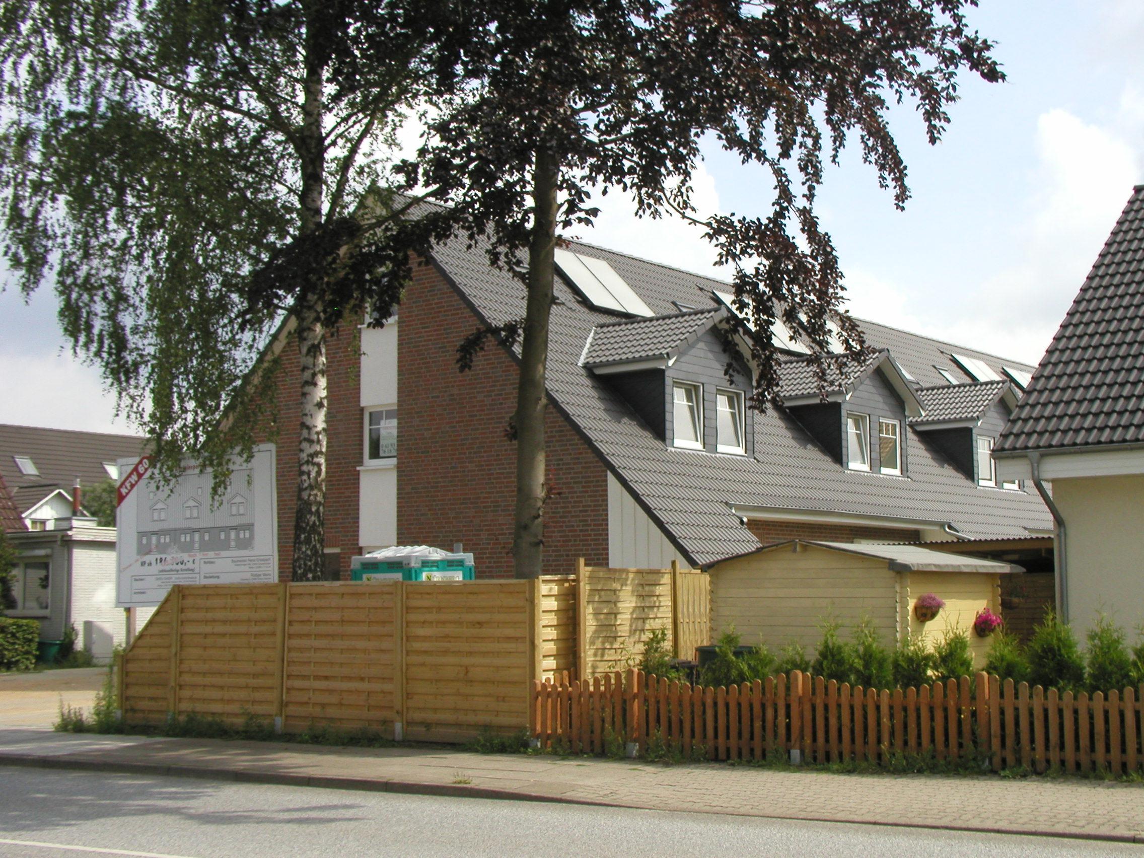 Mehrfamilienhaus Vorstadt