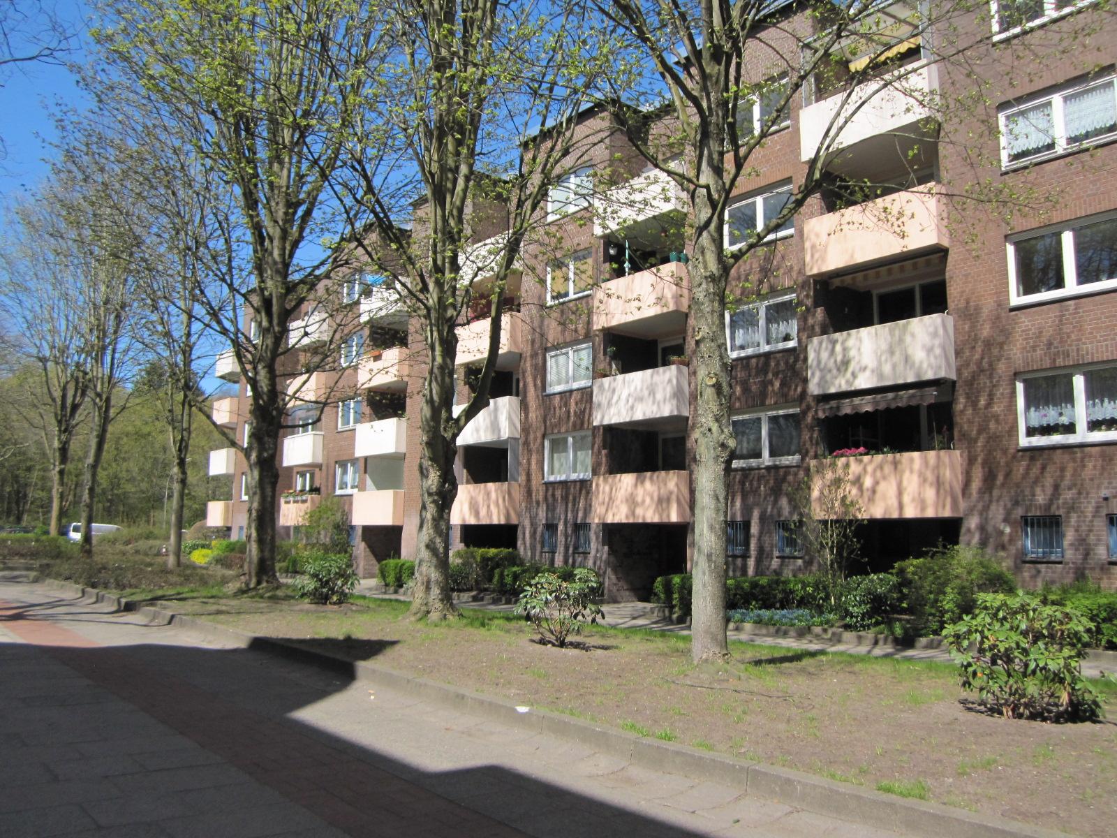 Eigentumswohnung Hamburg-Barmbek