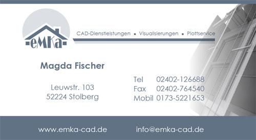 Magda Fischer -  3D Visualisierungen für Architektur im Hochbau