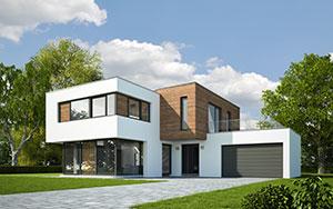 Modernes Haus