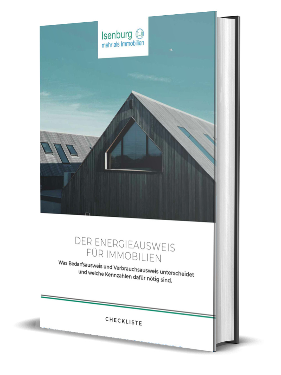 Ratgeber Cover Energieausweis