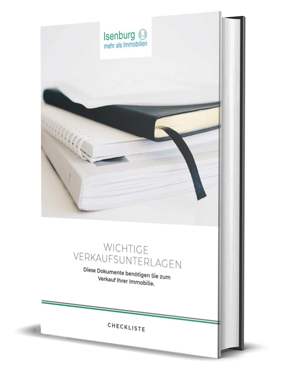 Ratgeber Cover benötigte Unterlagen