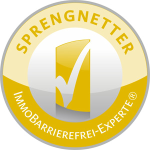 Logo ImmoBarrierefrei-Experte