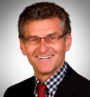 Hans Jetter Geschäftsführer